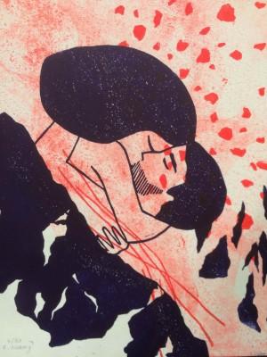 Galerie Montpellier | Evelyne Mary: Etreinte