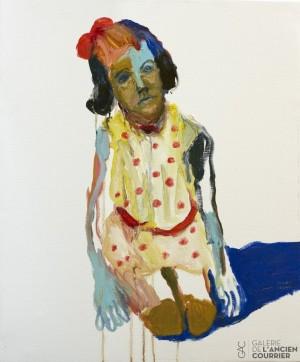 Galerie Montpellier | Carmen Selma: Mala sombra II