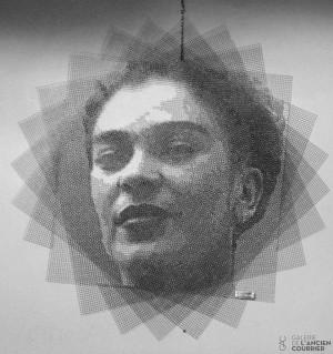 Galerie Montpellier | JM COLLELL: Frida Kahlo