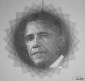 Galerie Montpellier | JM COLLELL: Barack Obama