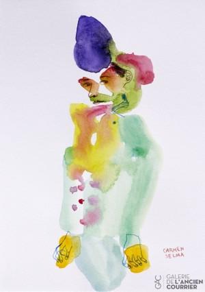 Galerie Montpellier | Carmen Selma: Un enfant