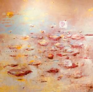 Galerie Montpellier | Elisa Cossonnet: Eau rose