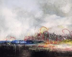 Galerie Montpellier | Elisa Cossonnet: Ciel d'hiver
