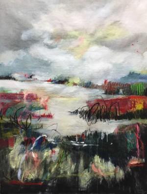 Galerie Montpellier | Elisa Cossonnet: reflet sourd