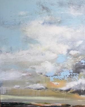 Galerie Montpellier | Elisa Cossonnet: Grand bleu