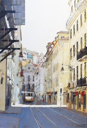 Teranyina a Lisboa