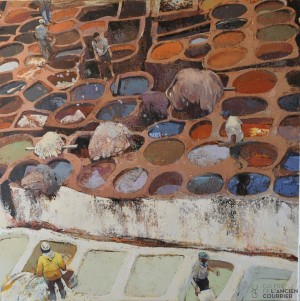 Galerie Montpellier | Magí Puig: Paleta