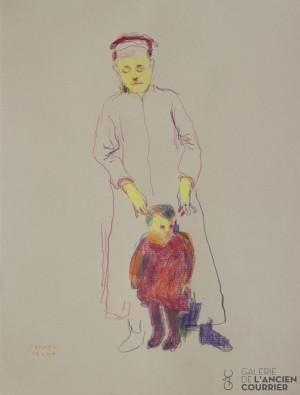 Galerie Montpellier | Carmen Selma: Notre père
