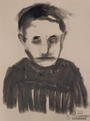 Galerie Montpellier | Carmen Selma: Tête et poitrine