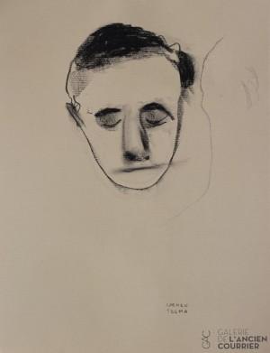 Galerie Montpellier | Carmen Selma: Tête 2