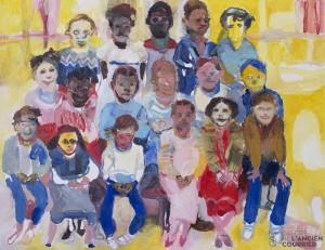 Galerie Montpellier | Carmen Selma: On est tous dans le même panier