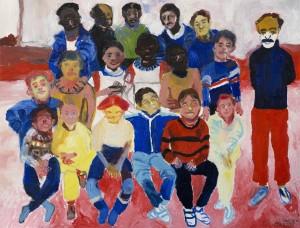 Galerie Montpellier | Carmen Selma: On est tous dans le même panier II