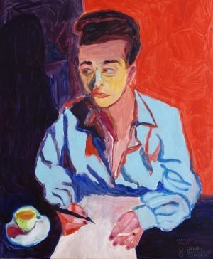 Galerie Montpellier | Carmen Selma: Simone de Beauvoir