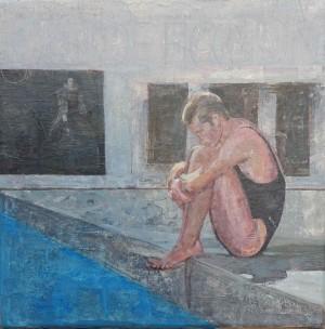 Galerie Montpellier | Rusiñol Masramon: Le baigneur