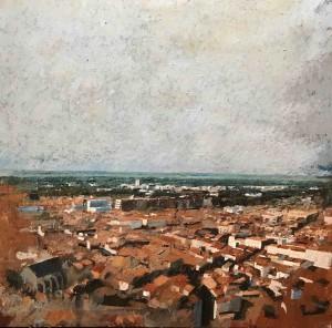 Montpellier au rivage de la mediterranée