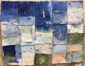 Galerie Montpellier | Accueil: Bleu I