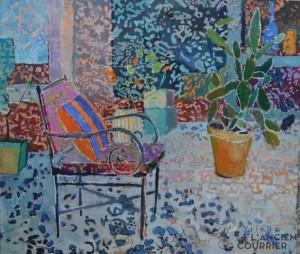 Galerie Montpellier | Accueil: Auprès des plantes
