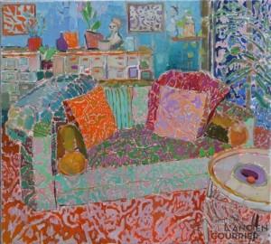 Galerie Montpellier | Accueil: Ils aiment leur canapé moelleux