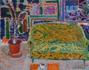 Galerie Montpellier | Kirsten Bøgh: La tasse de café
