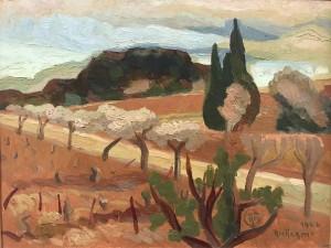 Galerie Montpellier | Richarme: Printemps 1946