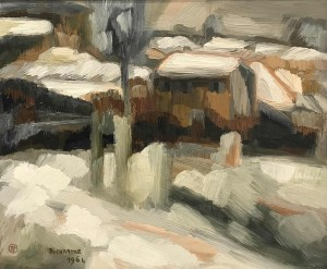 Galerie Montpellier | Richarme: Neige