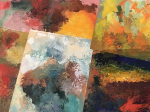 Galerie Montpellier | Richarme: Palettes