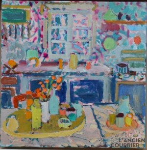 Galerie Montpellier | Kirsten Bøgh: In the kitchen
