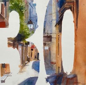 Galerie Montpellier | Accueil: Rue de l'Ancien Courrier Montpellier