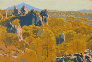 Galerie Montpellier | David Rycroft: CirqueDeMoureze IV