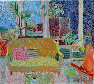 Galerie Montpellier | Kirsten Bøgh: Her exotic home