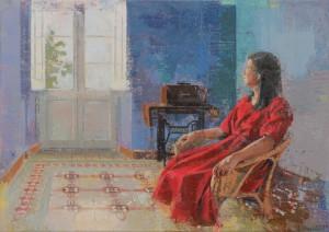 Galerie Montpellier | Keiko Ogawa: La robe rouge