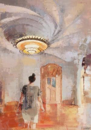 Galerie Montpellier | Keiko Ogawa: Cheminée Casa Batllo