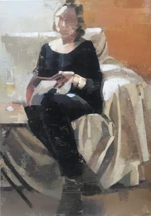 Galerie Montpellier | Keiko Ogawa: Veuve Clicquot