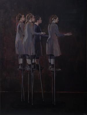 Galerie Montpellier | Rusiñol Masramon: Mulïer