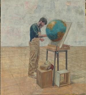 Global sculptor