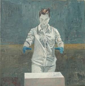 Galerie Montpellier | Rusiñol Masramon: Modelant I