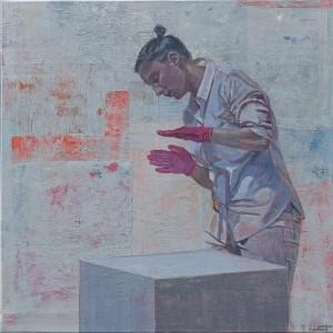 Galerie Montpellier | Rusiñol Masramon: Modelant VI