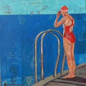 Galerie Montpellier | Rusiñol Masramon: Banyista II