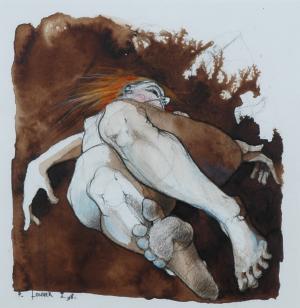 Galerie Montpellier | Pierre Lohner: Contre plongée