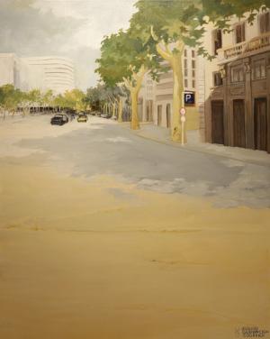 Galerie Montpellier | Bernard Calvet: Barcelone