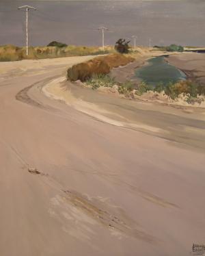 Galerie Montpellier | Bernard Calvet: La route des Salins