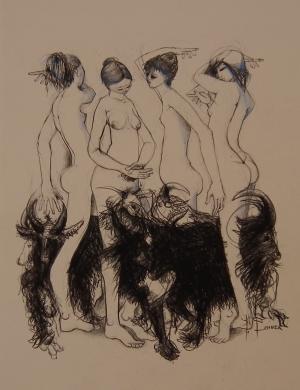Galerie Montpellier | Pierre Lohner: Tentations