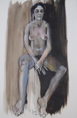 Galerie Montpellier | Pierre Lohner: Femme 1998