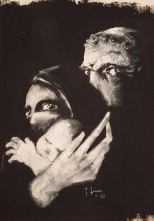 Galerie Montpellier | Pierre Lohner: Fuite en Egypte