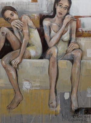 Galerie Montpellier | Elisa Cossonnet: Fenêtre