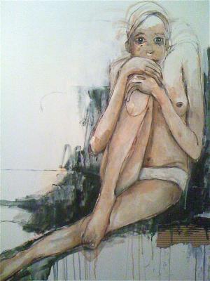 Galerie Montpellier | Elisa Cossonnet: Femme à la culotte