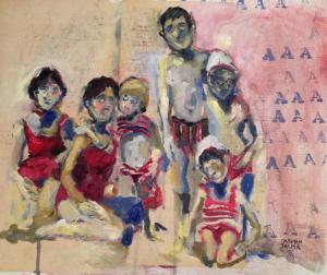 Galerie Montpellier | Carmen Selma: Vacaciones de verano