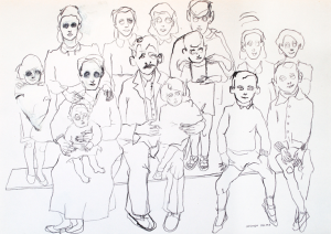 Galerie Montpellier | Carmen Selma: Francofamilia