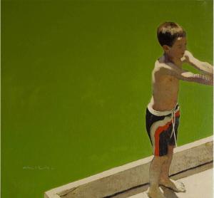 Galerie Montpellier | Magí Puig: Dutxa verda