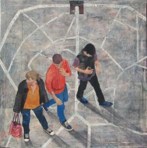 Galerie Montpellier | Rusiñol Masramon: Plan de Montpellier II
